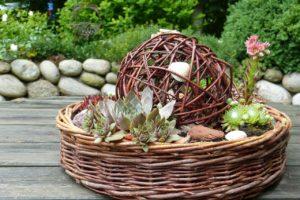 Kunstblumen Balkon und Garten - ❀Ratgeber ❀Vorschläge ❀Beispiele
